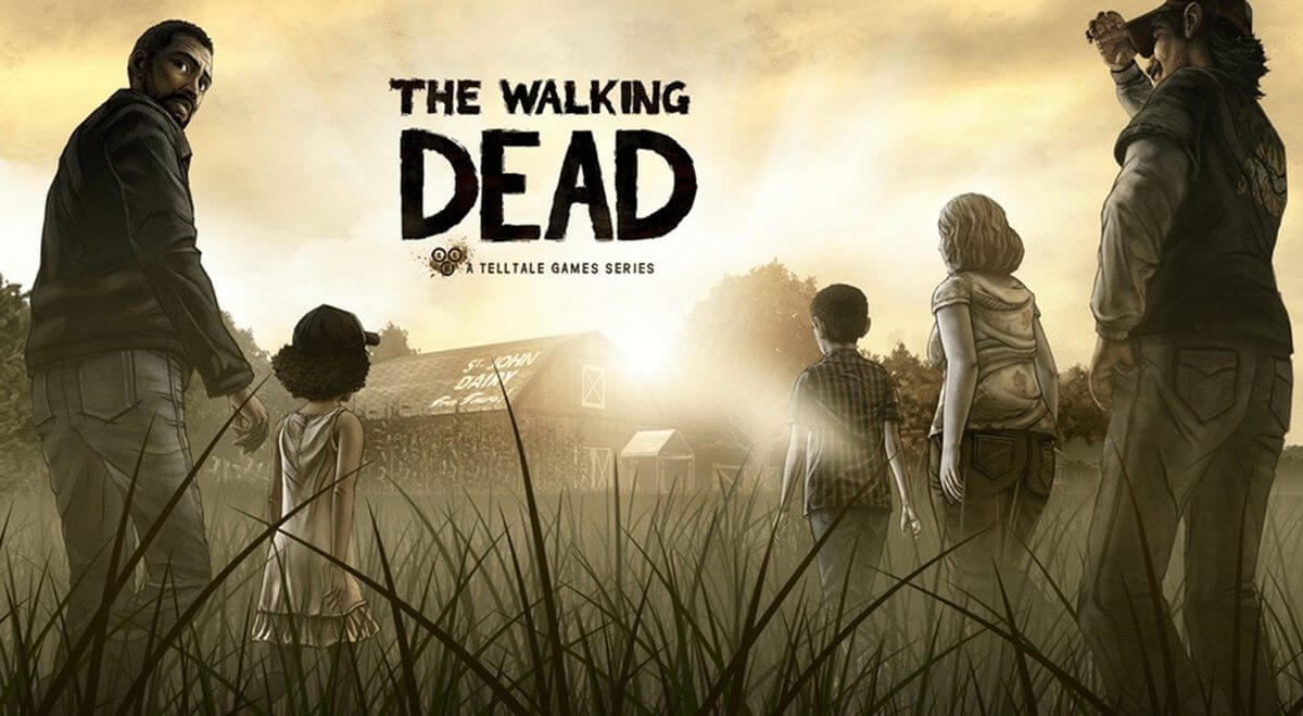 telltale the walking dead season one android google play - Game Review: The Walking Dead Season One