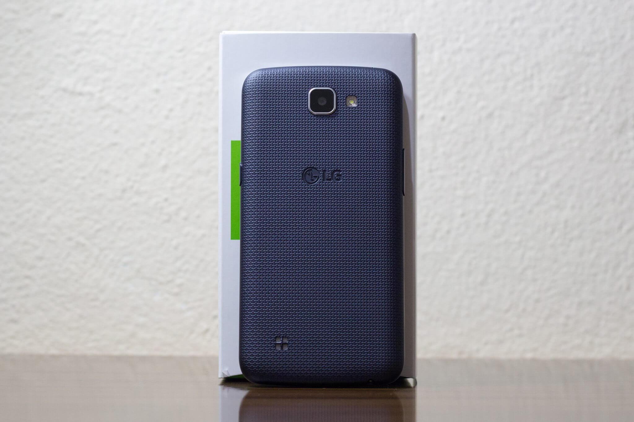 lg k4 2 - Review: LG K4 - o novo modelo de entrada da LG