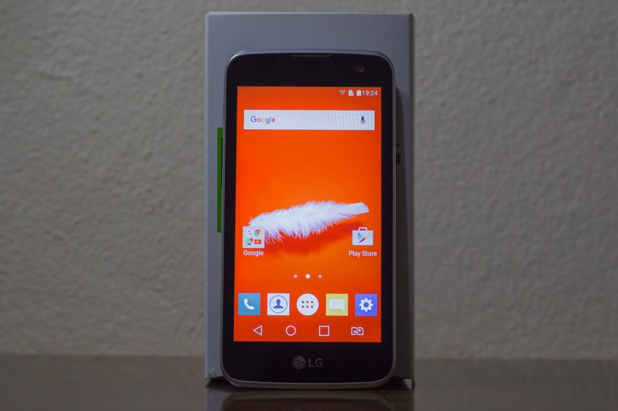 lg k4 3 - Review: LG K4 - o novo modelo de entrada da LG