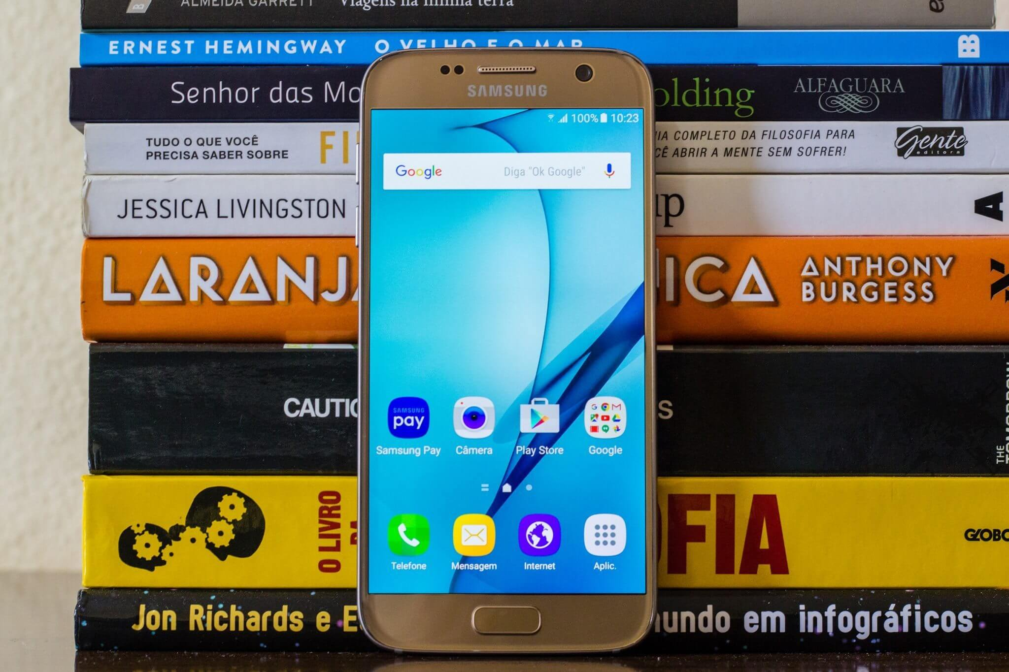 samsung galaxy s7 10 - Review: Galaxy S7 e S7 Edge, as obras primas da Samsung