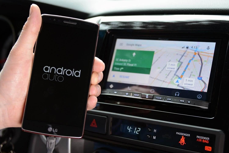 Android Auto adotado em nova geração de carros Volvo e Audi 2