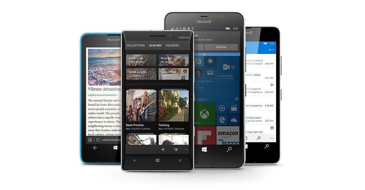 Windows 10 Mobile ganhará acesso à câmera pela tela de bloqueio