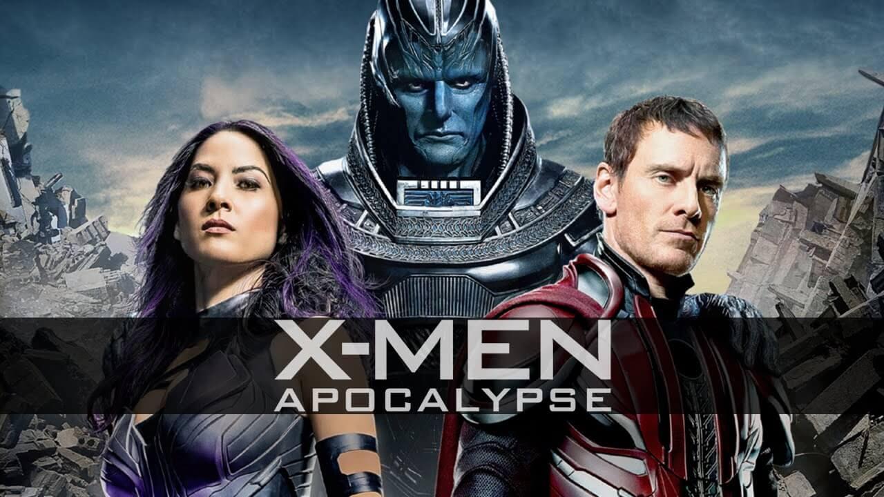 Trailer da semana: X-Men Apocalipse 4