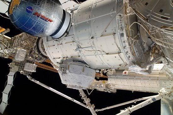 Hotel no espaço será testado