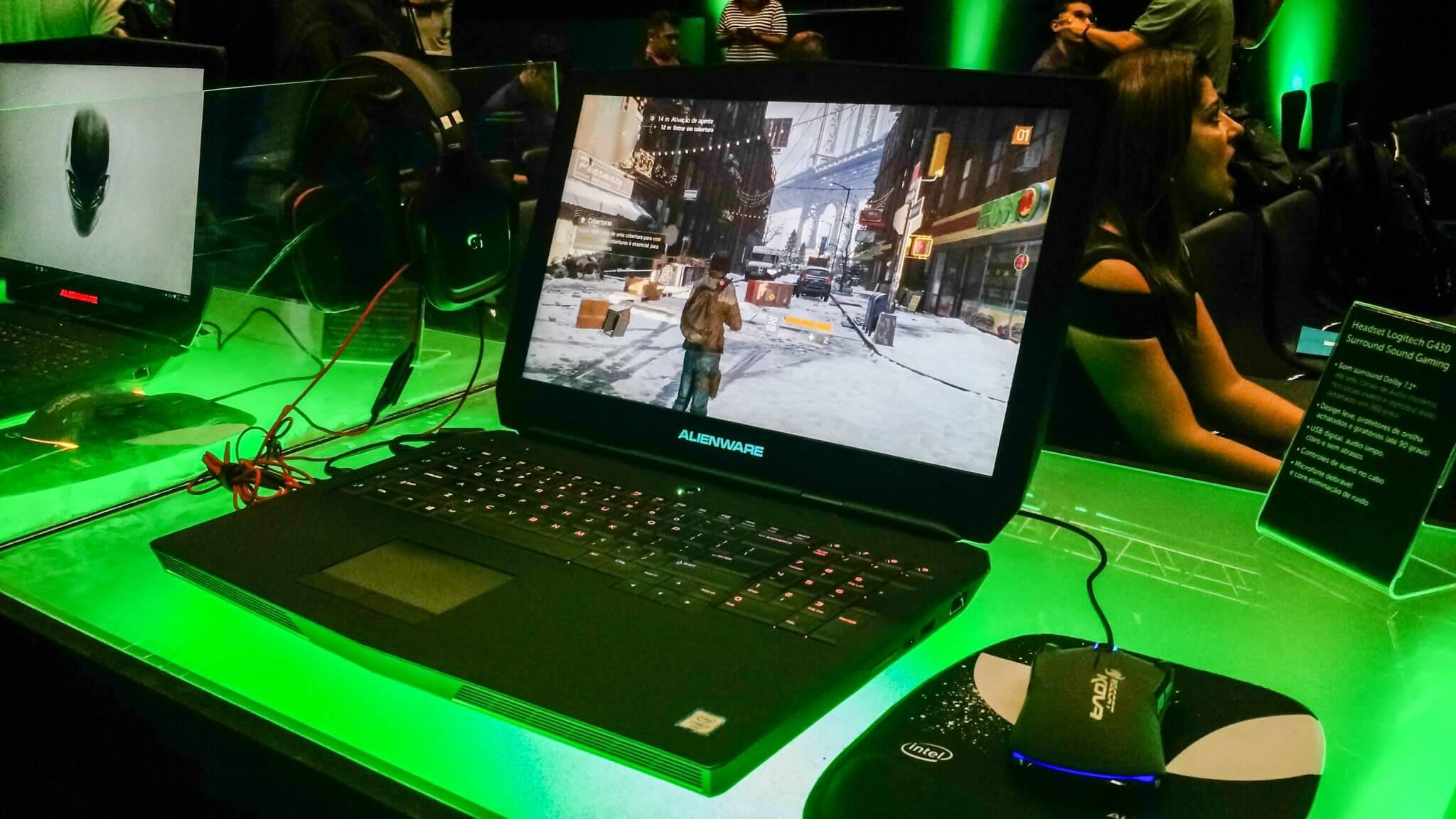 Dell relança marca Alienware no Brasil: conheça os modelos 7