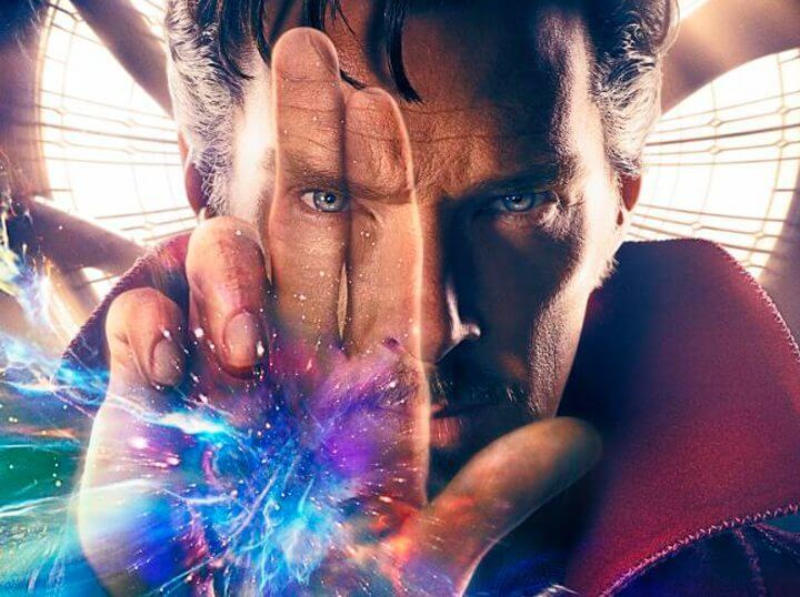 """Marvel libera primeiro trailer oficial de """"Doutor Estranho""""; assista 3"""