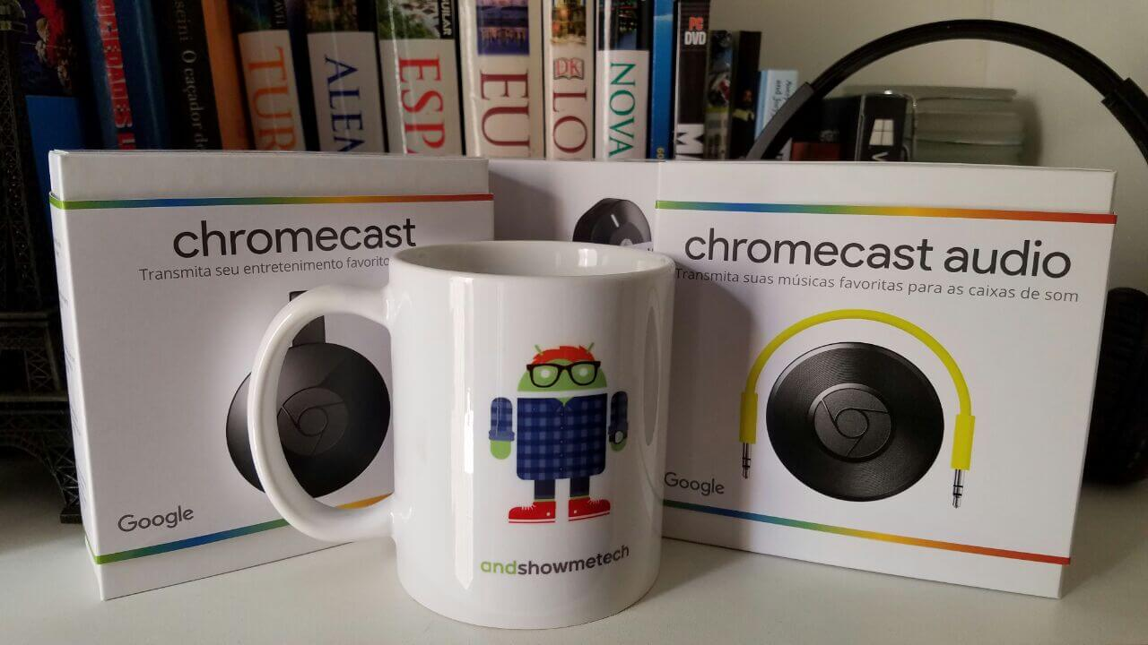 Google traz a nova geração do Chromecast para o Brasil