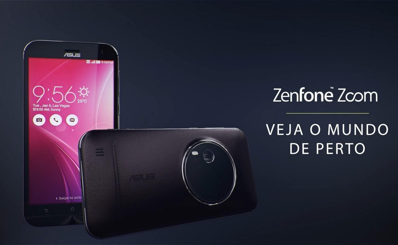 Review: Asus Zenfone Zoom - Ótimo smartphone, excelente câmera
