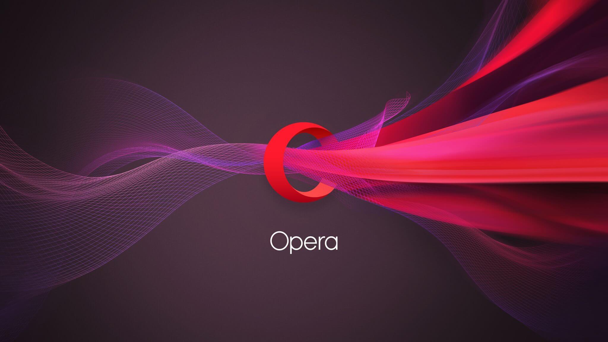 Navegador Opera agora tem VPN gratuita e ilimitada
