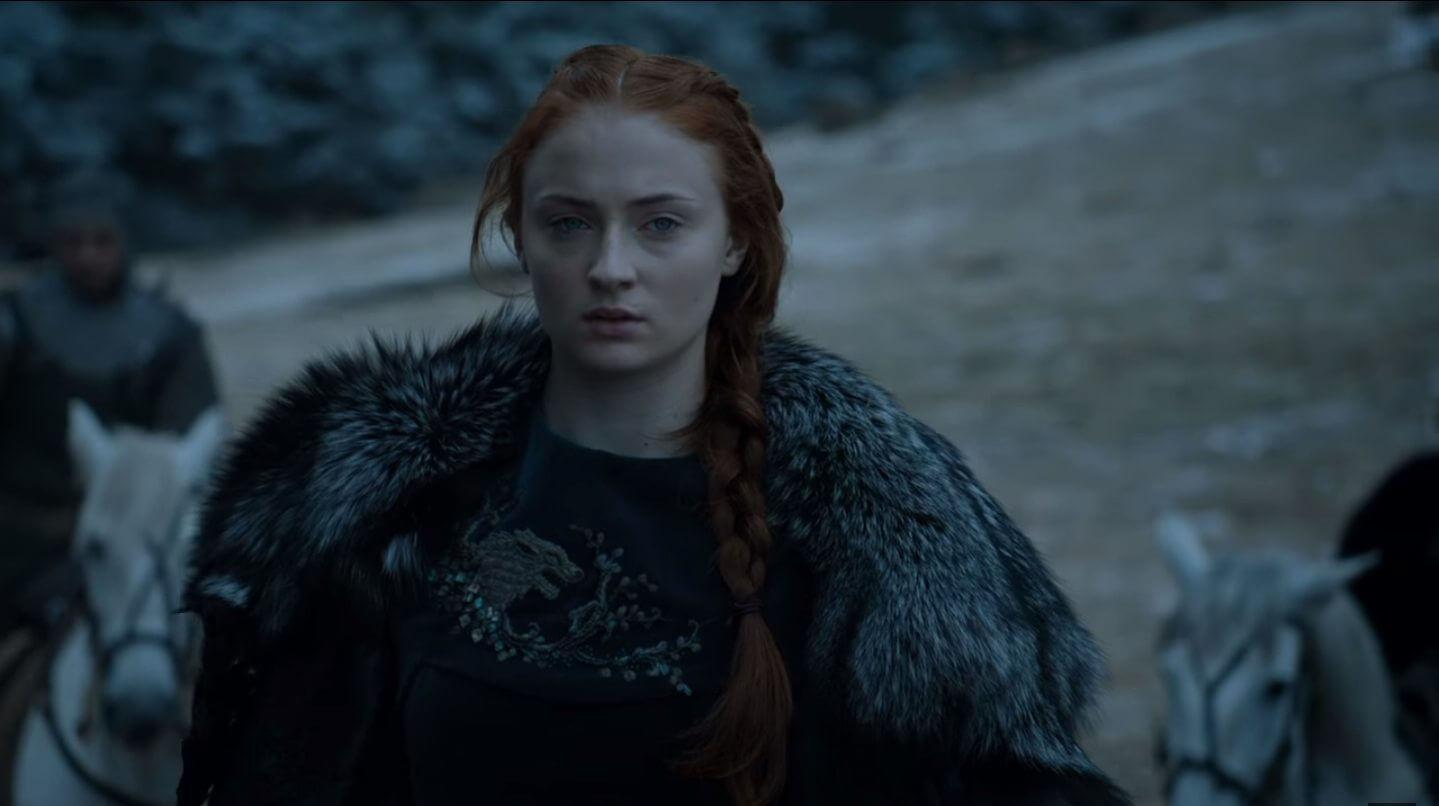 Sansa stark game of thrones sexta temporada