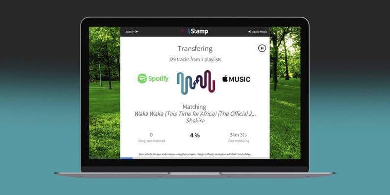 Stamp te ajuda a migrar músicas e playlists entre serviços de streaming