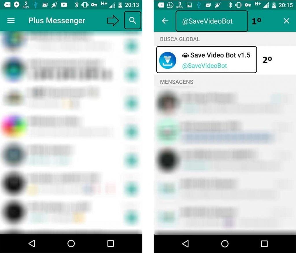 Telegram: como baixar vídeos do youtube pelo aplicativo. Aprenda neste tutorial baixar vídeos do youtube pelo telegram e como baixar músicas do youtube em mp3 com o bot youtube downloader.
