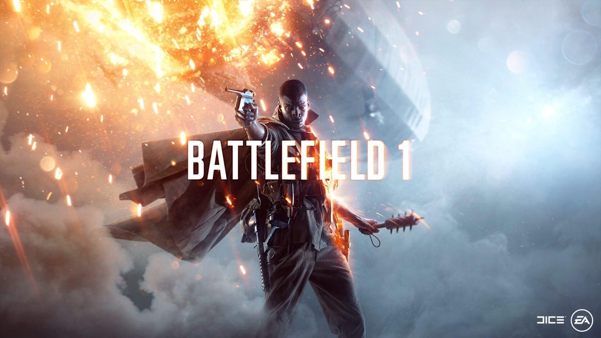 Assista ao vivo a primeira gameplay de Battlefield 1 na E3 2016