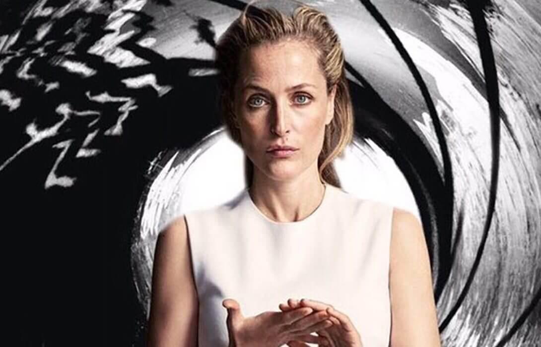 "Gillian Anderson faz ""campanha"" para ser 007"