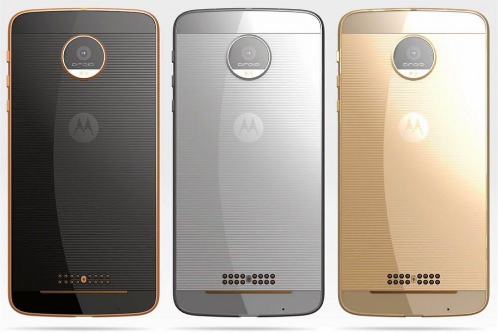 Moto Z: Imagens revelam módulos e data de lançamento do novo smartphone