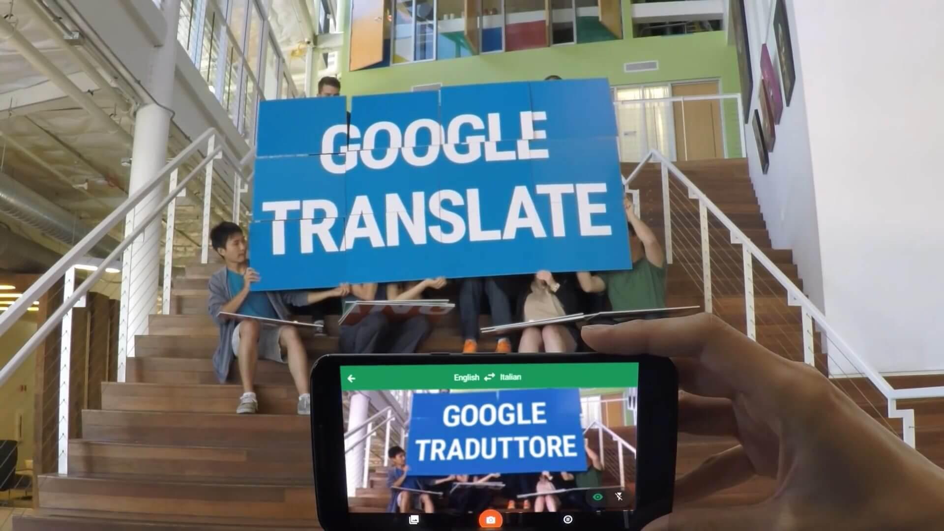 Nova atualização amplia recursos do Google Tradutor