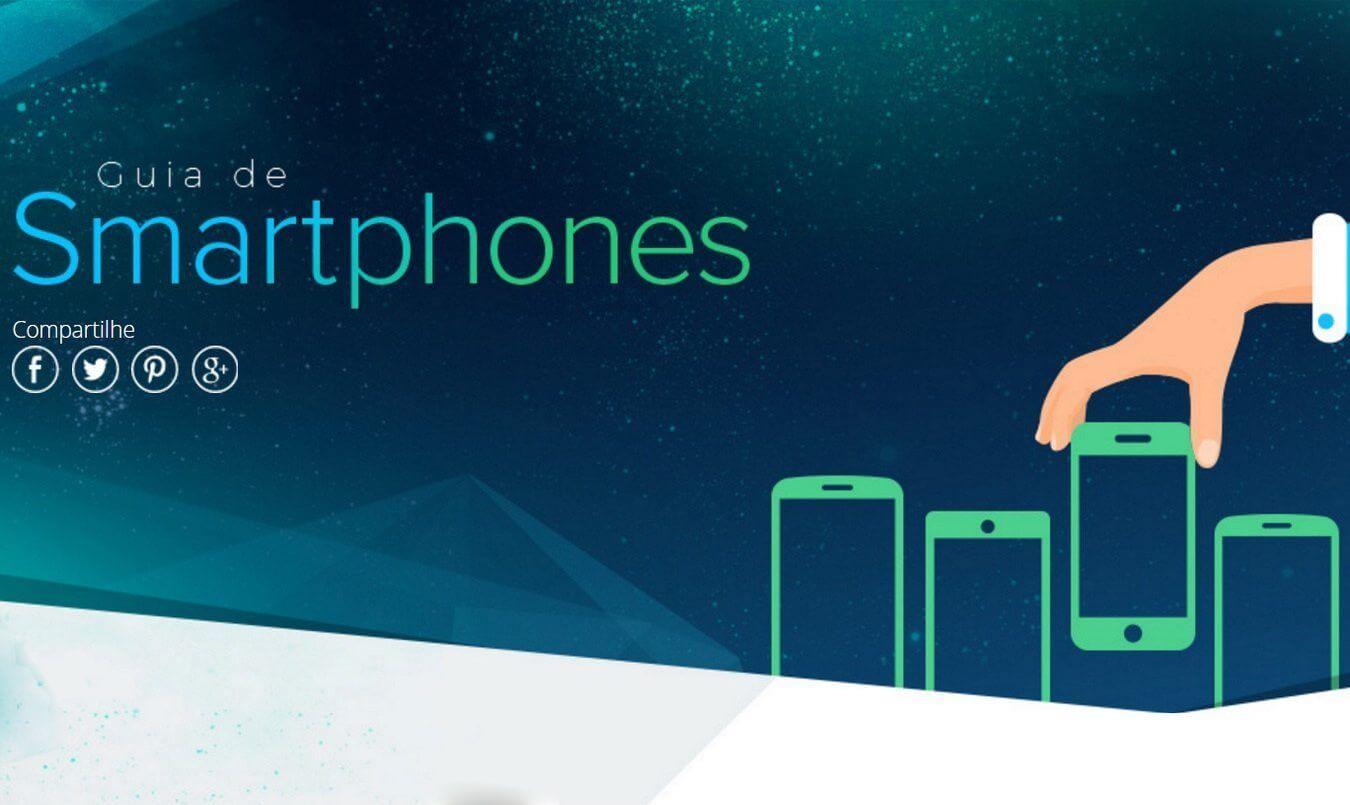 Guia de Smartphones da Lojas Lebes ajuda clientes a encontrar o aparelho ideal