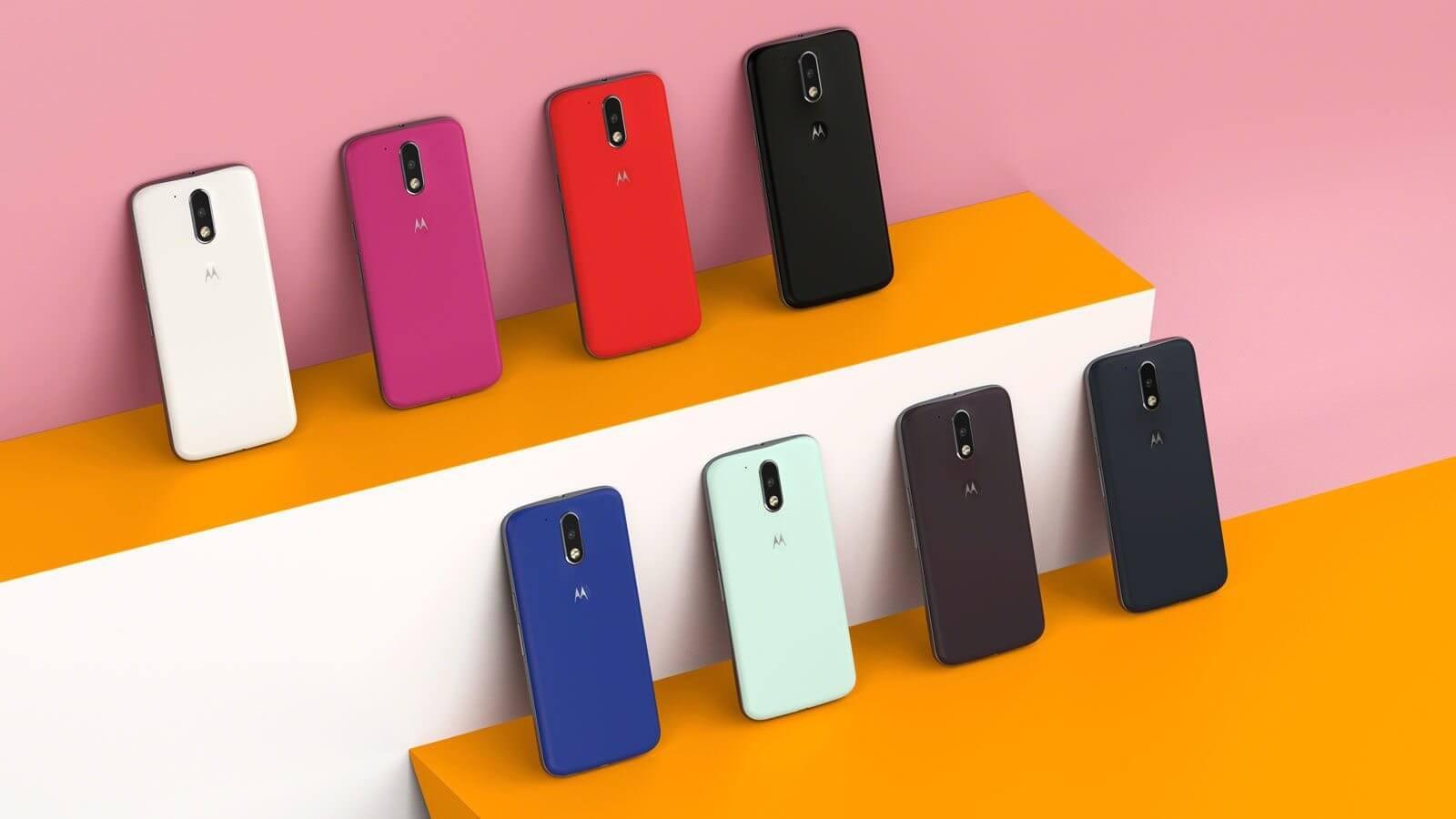 smt motog4plus maker - Os 10 smartphones mais buscados pelos brasileiros em janeiro