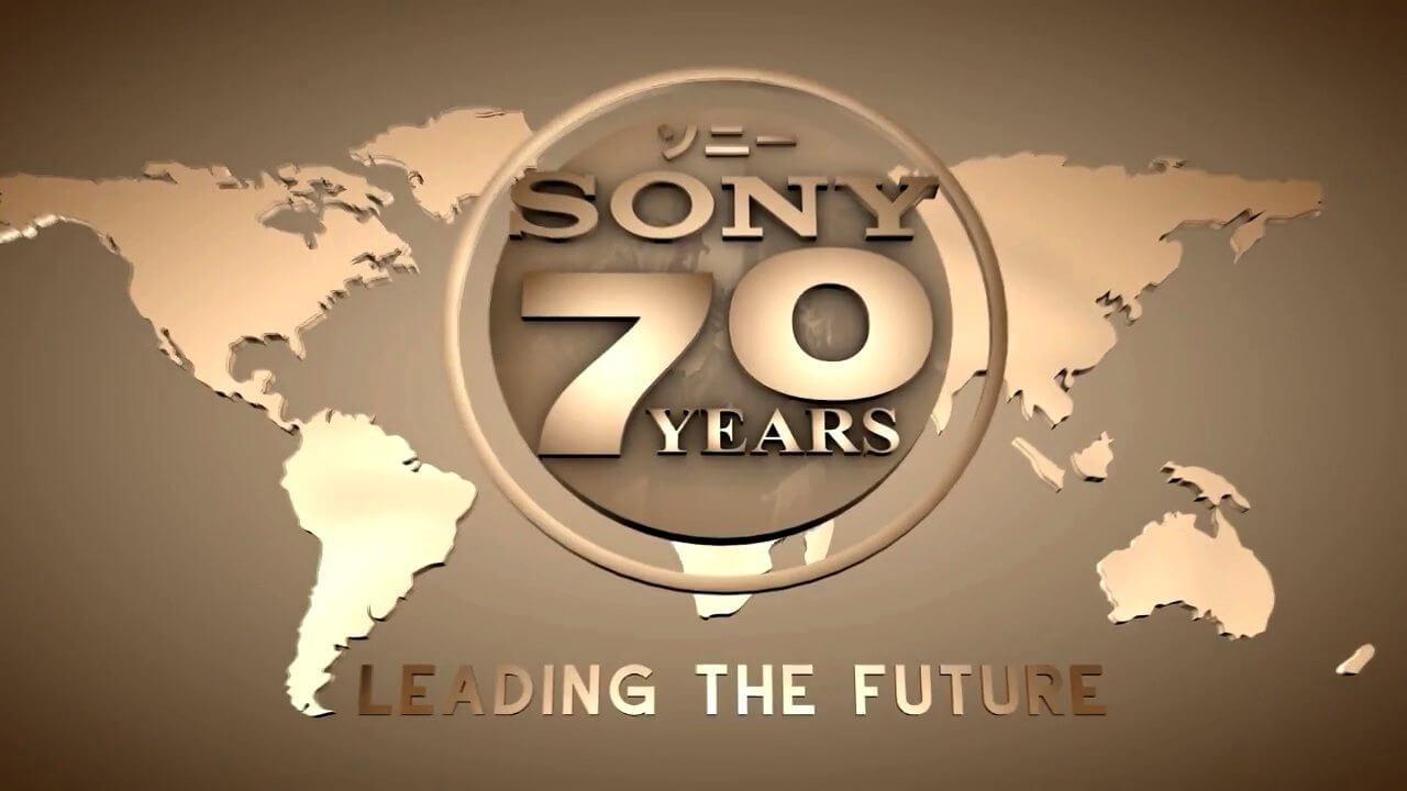 smt sony sony70years - Sony completa 70 anos de inovação e tecnologia
