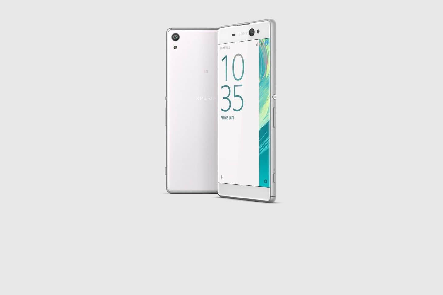 smt sony xperia xa ultra p01 - Sony apresenta Xperia XA Ultra, seu phablet bom de selfie