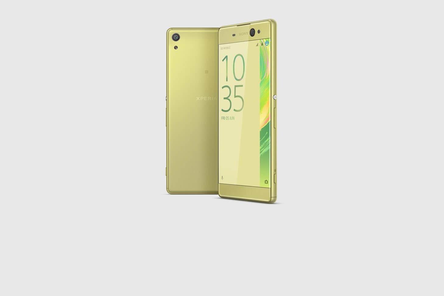 smt sony xperia xa ultra p03 - Sony apresenta Xperia XA Ultra, seu phablet bom de selfie