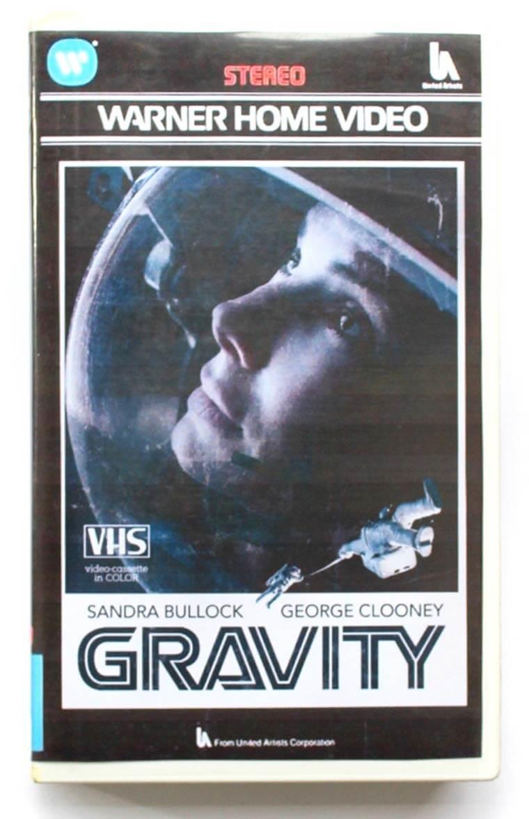 De volta para o passado: Cinéfilo adapta lançamentos do cinema em VHS 8