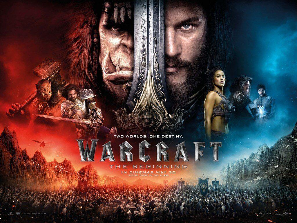 Universal Pictures dará pacotes de internet para quem assistir conteúdo de Warcraft