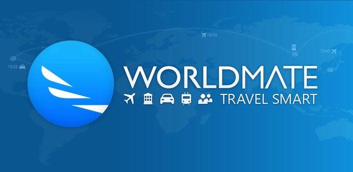 worldmate - Confira os melhores aplicativos para viagens, hotéis, passagens e descontos