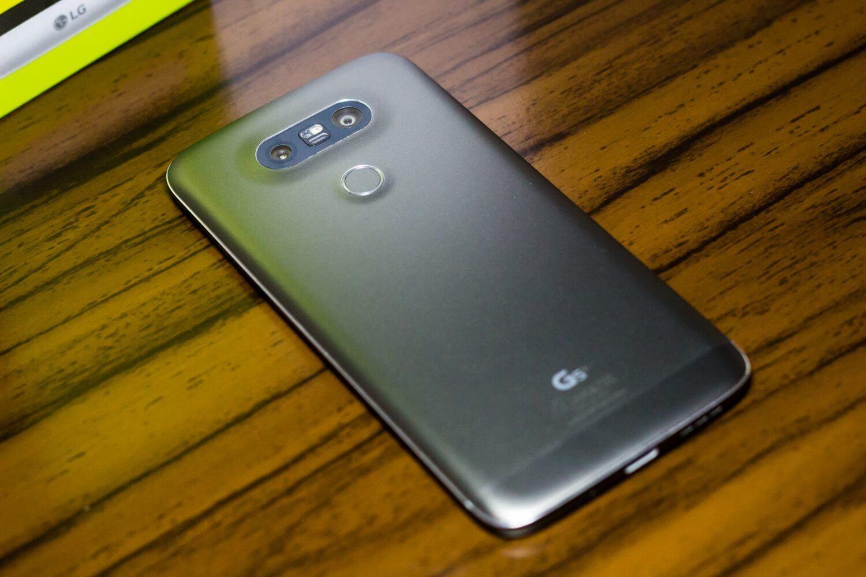 LG G5, aparelho não vendeu o esperado