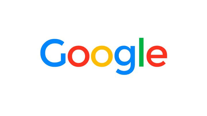 novo visual do Google