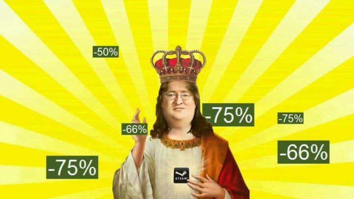 gibs brace yourselves the steam summer sale is coming tomorrow