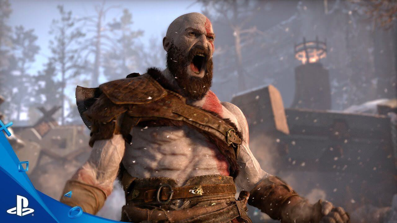 E3 2016: Kratos está de volta! Sony anuncia God of War para PlayStation 4