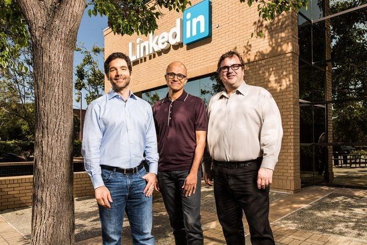 Microsoft compra LinkedIn por US$ 26,2 bilhões; valor supera compra da Nokia 8