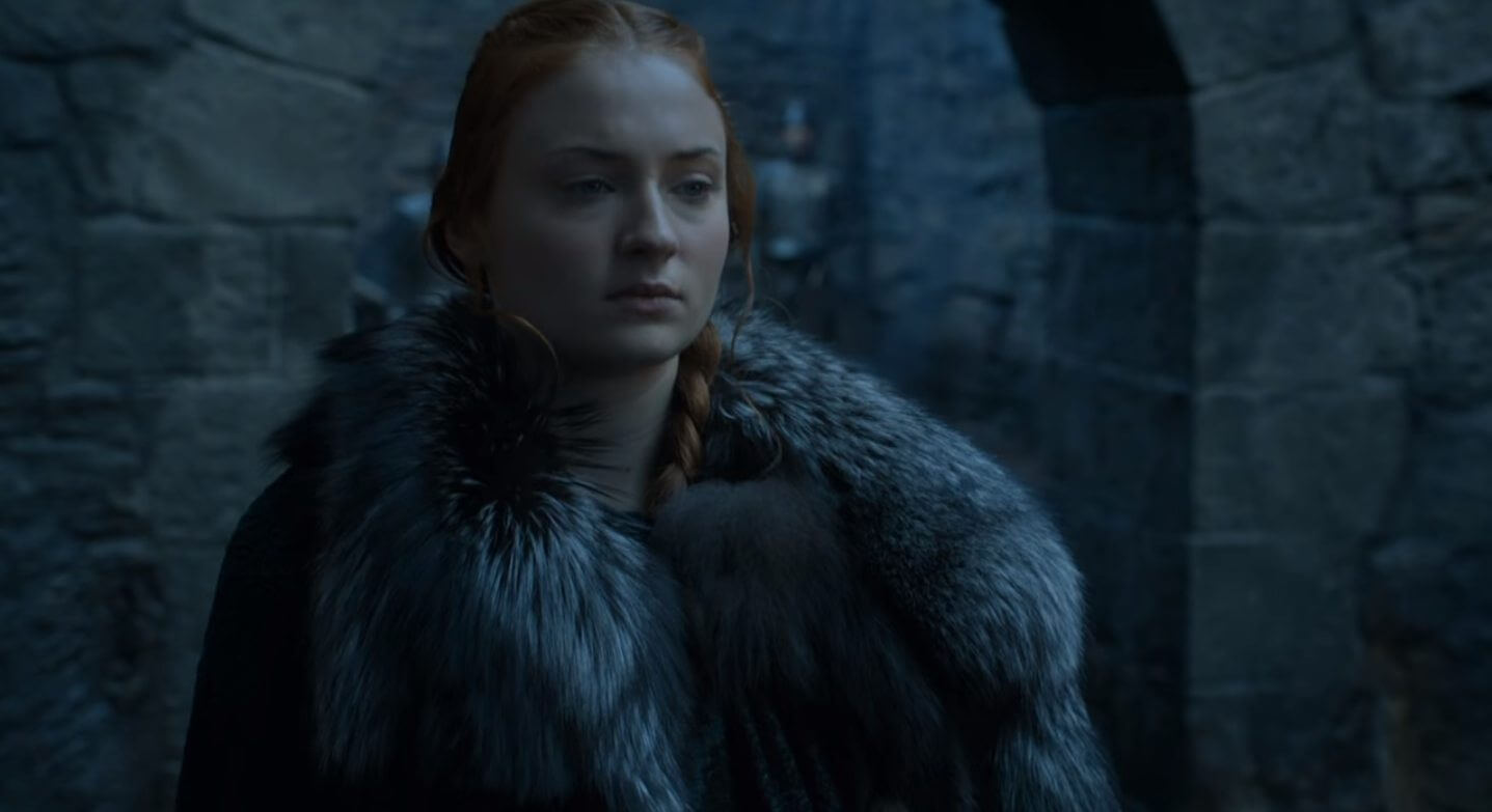 Sophie Turner adianta detalhes sobre a última temporada de Game of Thrones