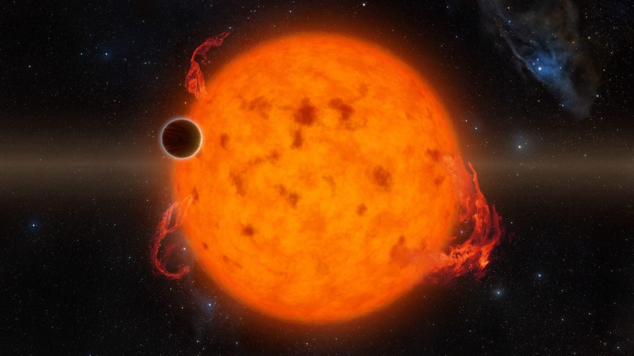 K2-33b: Astrônomos identificam o mais jovem exoplaneta da história