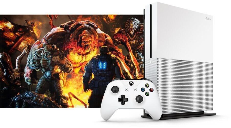 Microsoft deixa vazar detalhes do novo Xbox One Slim