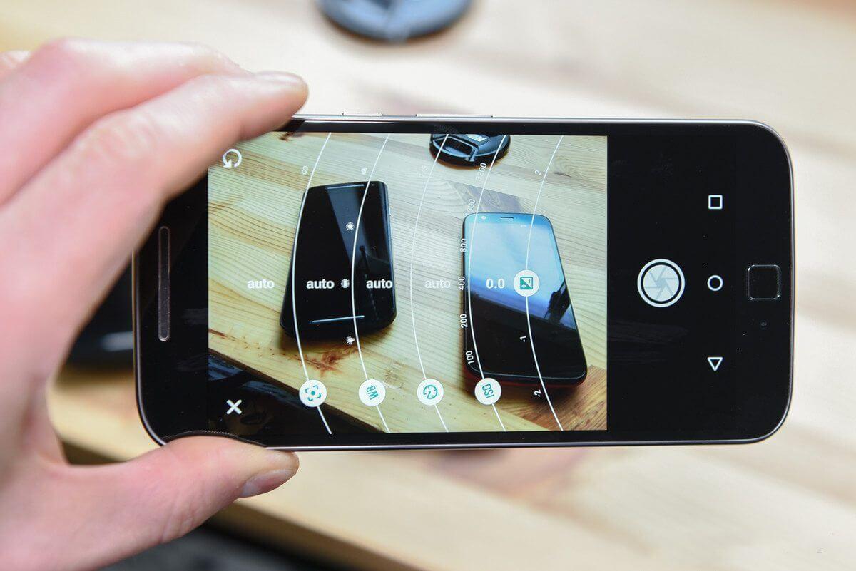 Lenovo lança o aplicativo Moto Câmera para telefones Motorola