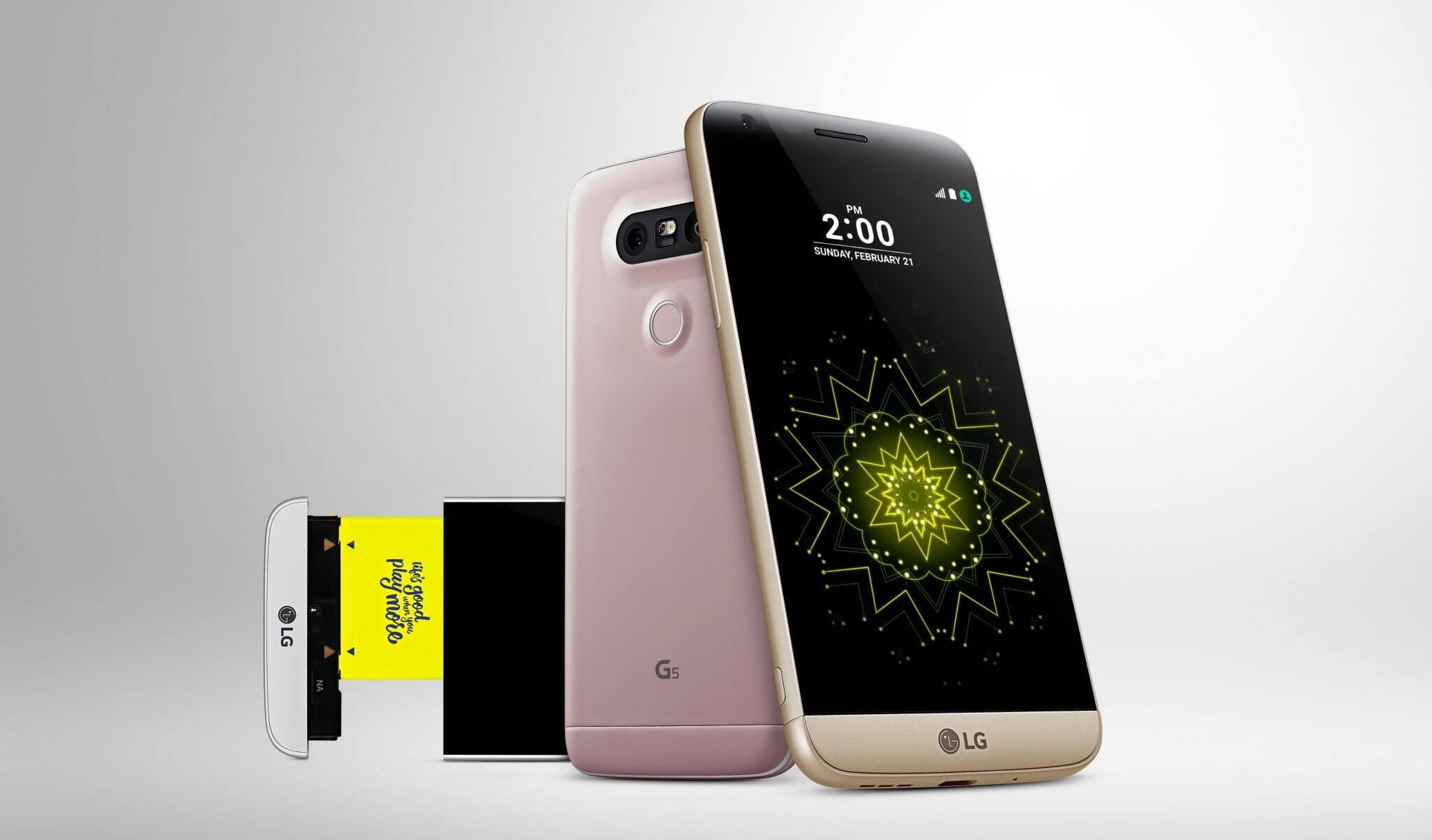 Smartphone modular, LG G5 SE desembarca no Brasil como carro-chefe da empresa