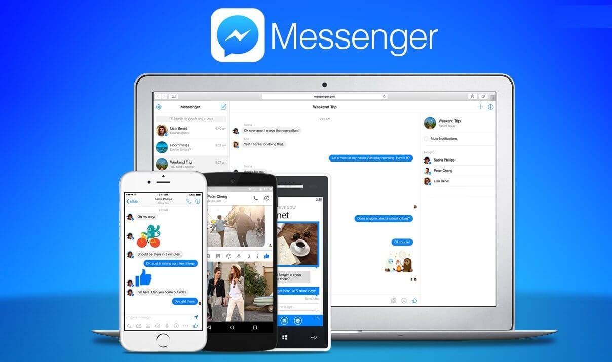 Facebook vai tornar obrigatório o uso do aplicativo Messenger