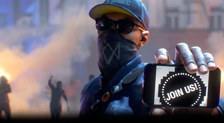 Ubisoft anuncia Watch_Dogs 2; jogo chega ainda esse ano totalmente em português