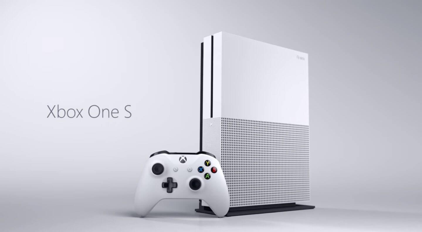 Xbox One S é anunciado oficialmente; Console suporta 4K e tem fonte interna