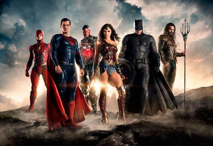 Filme da Liga da Justiça ganha primeiro trailer; assista