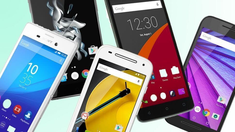 Os melhores smartphones do mercado brasileiro até R$ 1.500