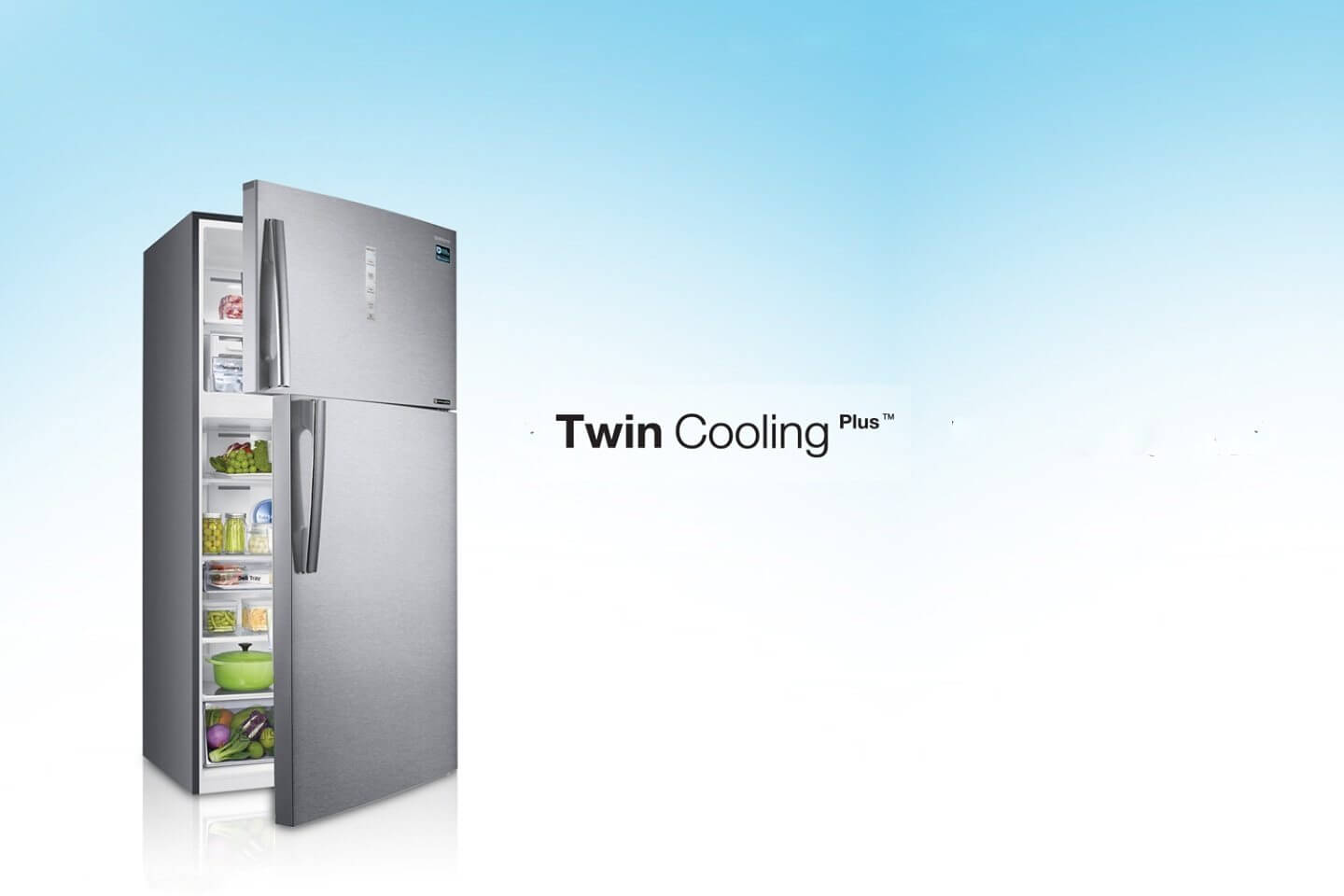 Twin cooling plus capa