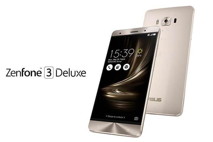 Zenfone 3 deluxe capa