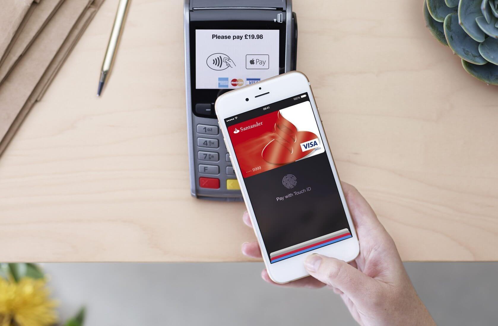 Apple Pay chega à Suíça
