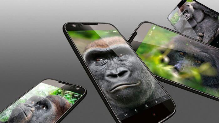Gorilla glass 5 gorilas