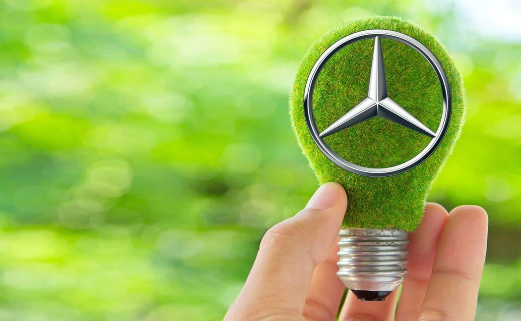 Mercedes-Benz prepara lançamento de seu primeiro veículo elétrico