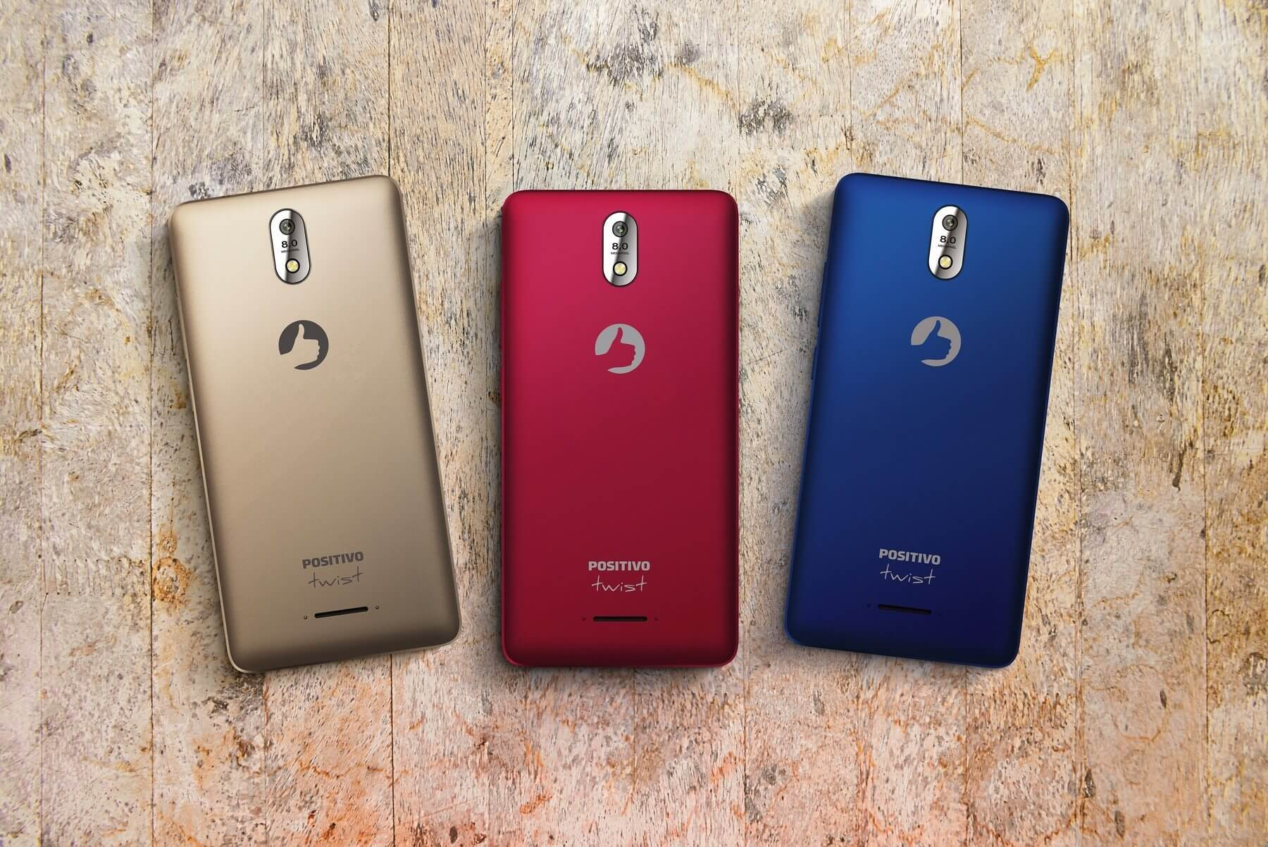 Linha Positivo Twist chega ao mercado com 3 novos aparelhos