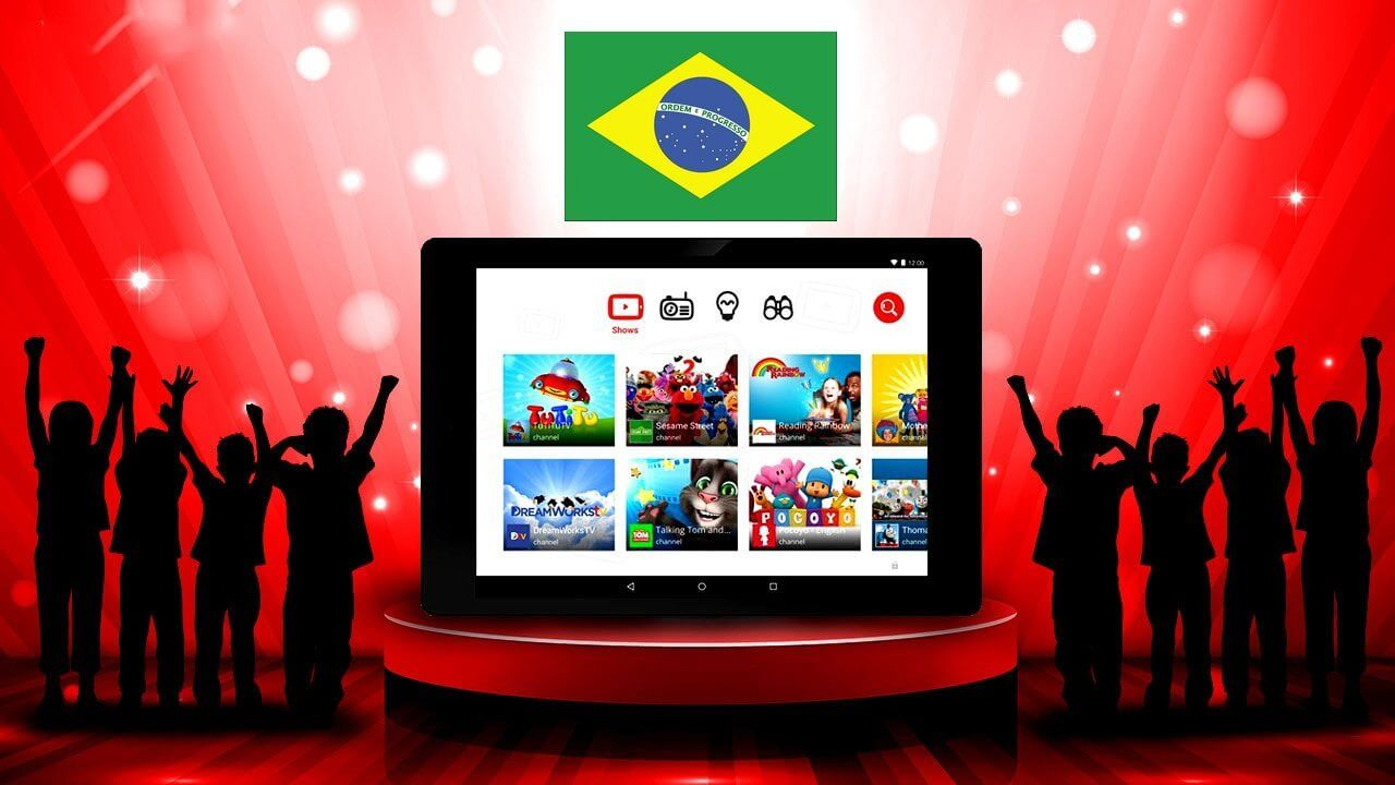 YouTube Kids finalmente chega ao Brasil. Conheça alguns de seus recursos!